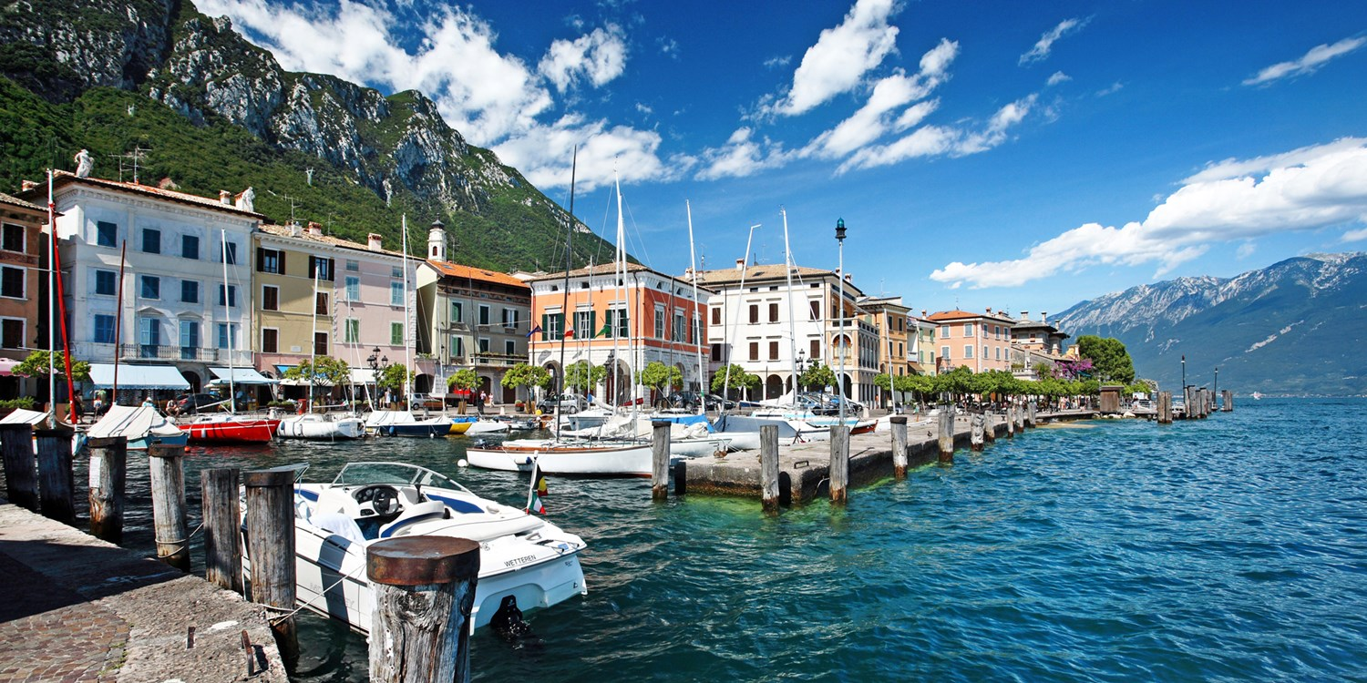 $185 & up – 2-night stay overlooking Lake Garda, save 50% -- Gargnano, Italy