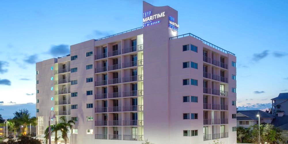 TRYP by Wyndham FORT LAUDERDALE MARITIME HOTEL -- Fort Lauderdale, FL