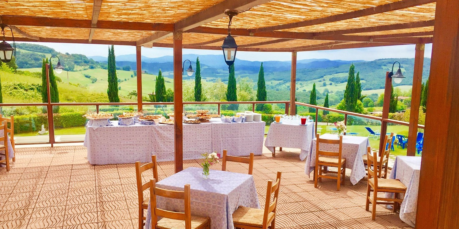 $64 & up – Tuscany spa hotel with breakfast & wine, 53% off -- Casole d'Elsa, Italy