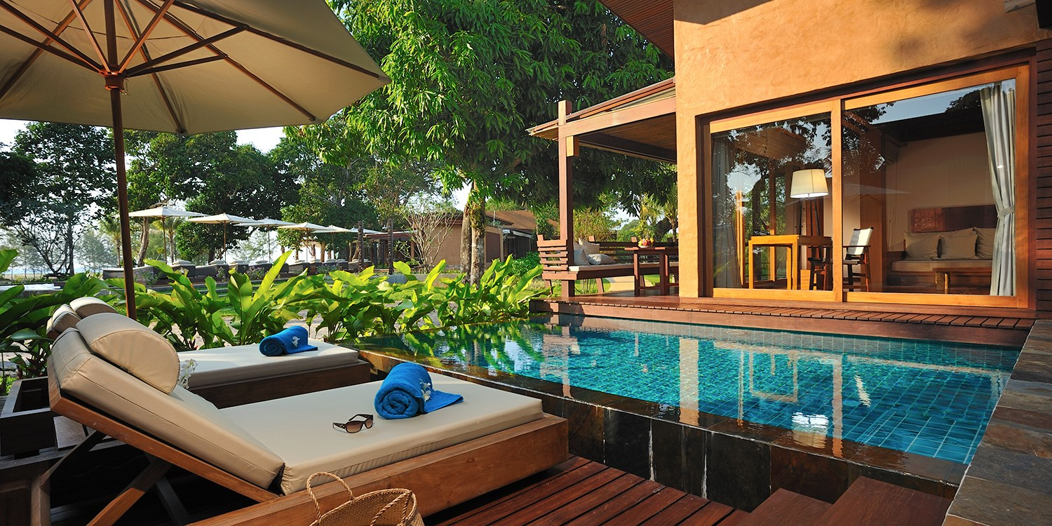$660 – 2 Nts in a Luxe One Bedroom Pool Villa w/Extras, Up to 63% Off -- Phuket, Thailand