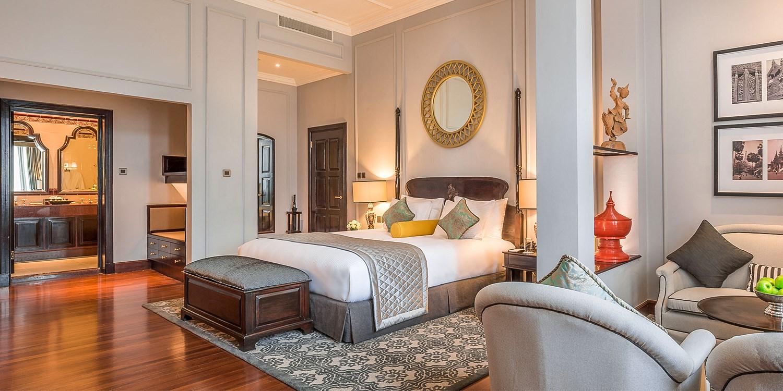 $335 – 2 Nts Luxe Myanmar Getaway at No. 1 Historic Hotel -- Yangon, Myanmar