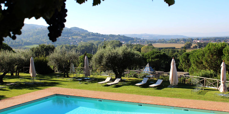 Hotel Le Tre Vaselle -- Torgiano, Italien