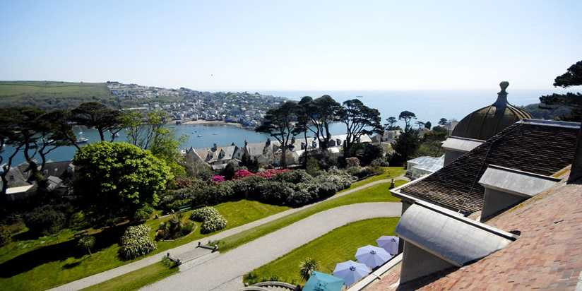 28 Outstanding Sea View Hotels In The Uk