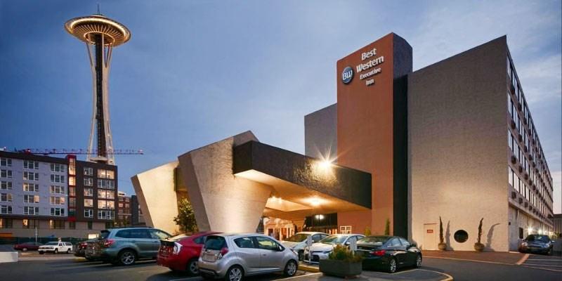 Best Western Executive Inn -- Seattle, WA