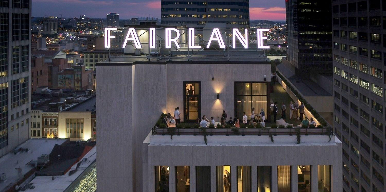 Fairlane Hotel -- Nashville, TN