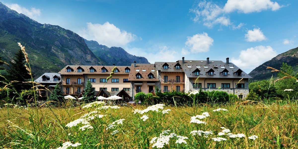 SOMMOS Hotel Benasque Spa -- Venasque, Spain