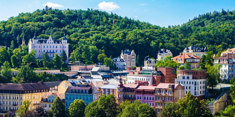 89€–109€ – Böhmen: Wellness in Villenhotel, -49% -- Marienbad, Tschechien
