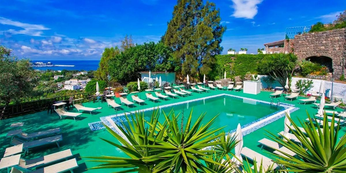 Hotel Parco dei Principi -- Ischia, Italien