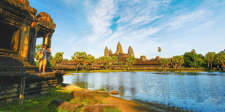 $6,085 – 吳哥窟精品酒店 2 晚,含早餐、機場來回接送、雙人按摩 -- 暹粒, 柬埔寨