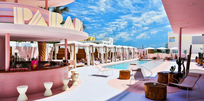 Paradiso Ibiza Art Hotel -- Sant Josep de Sa Talaia, Spain