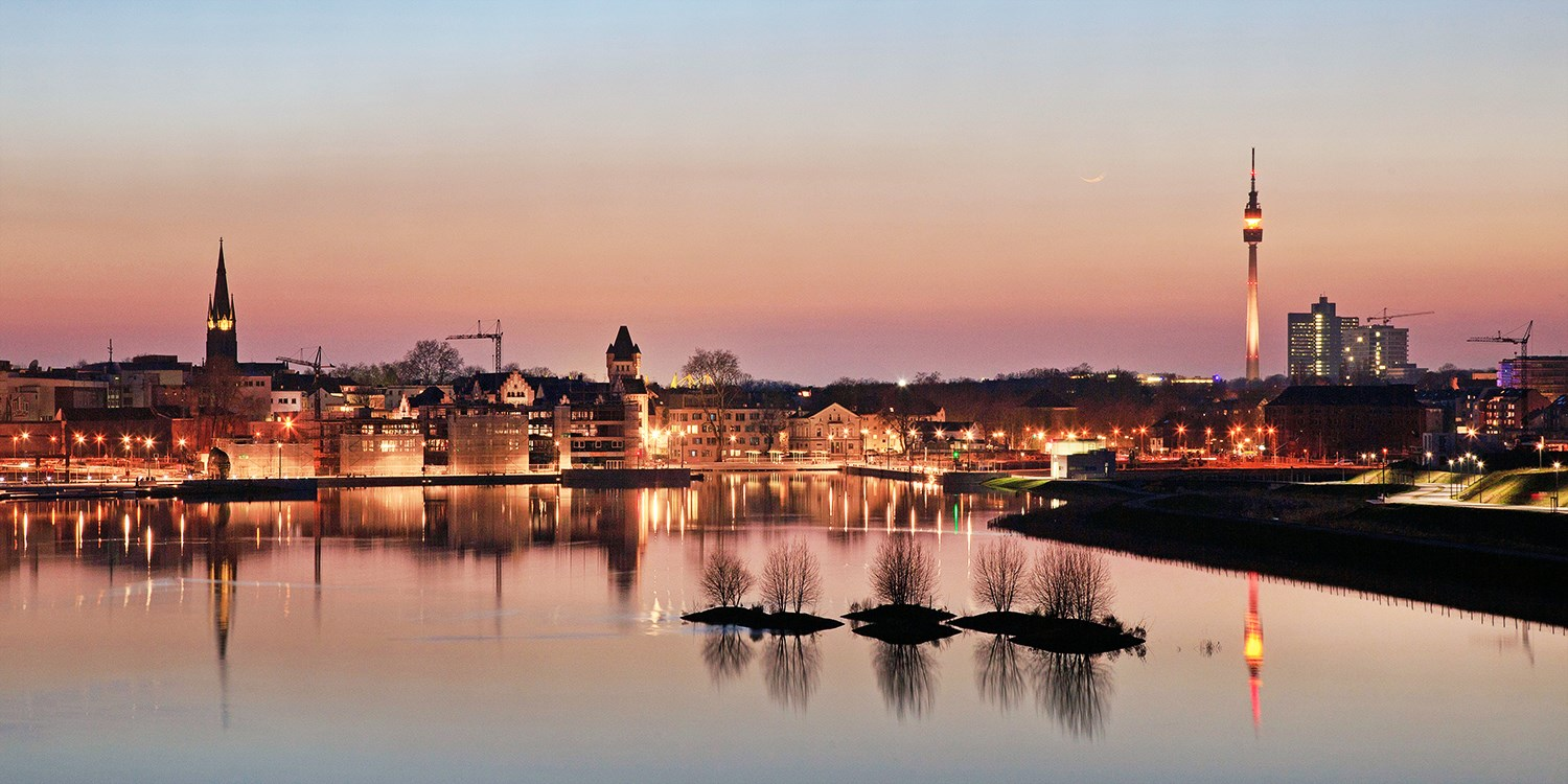 $111 – Dortmund: lake hotel stay w/breakfast, save 59% -- Dortmund, Germany