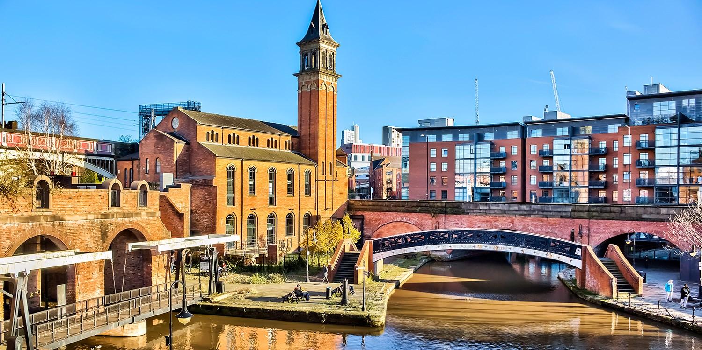Whitworth Locke -- Manchester, Großbritannien