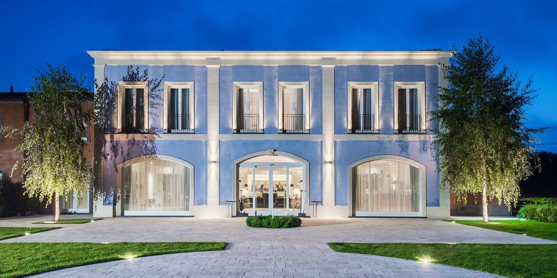 Villa Neri Resort & Spa -- Sizilien, Italien