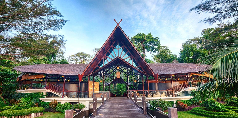 $16,828 – 全新開幕優惠!77 折住 3 晚馬來西亞豪華度假村 包早、晚餐及機場接送 -- Kuala Penyu, 馬來西亞