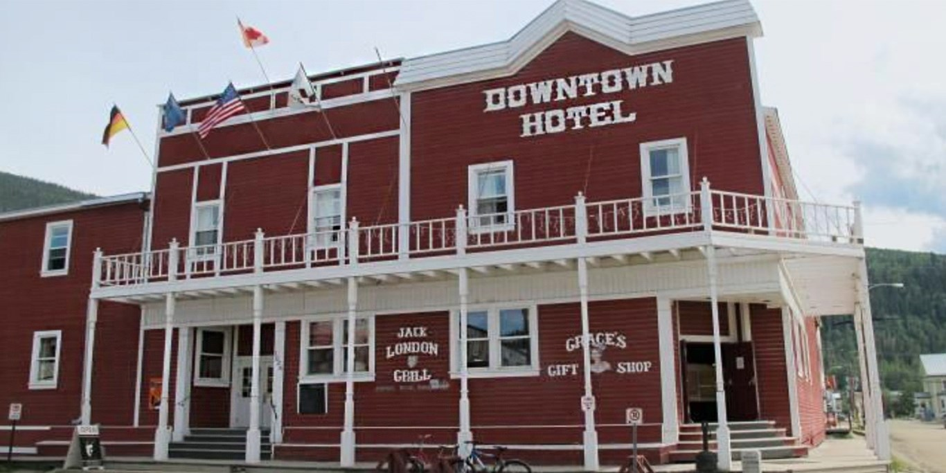 $119 – Stay in Dawson City: Gold Rush & Sourtoe Cocktail Town -- Dawson City, Canada