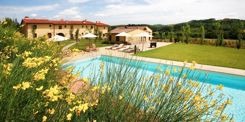 Tenuta Tizzauli -- Montespertoli, Italy