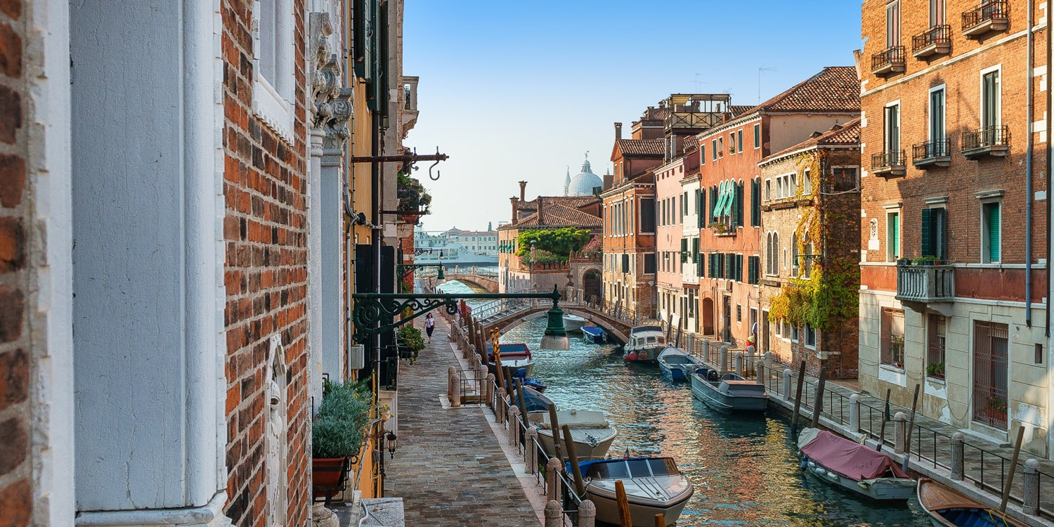 £111 & up – 4-star Venice Stay near St Mark's Square, 25% off -- Venice, Italy