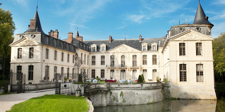 Château d'Ermenonville -- Ermenonville, France