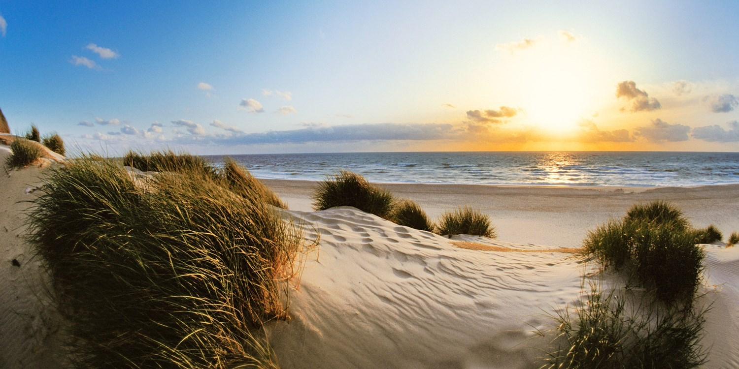 £406 – German North Sea: 4-night Suite stay on the beach island of Sylt, 52% off -- Sylt Island, Germany
