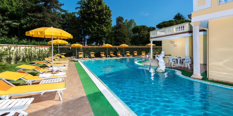 Hotel Terme Roma -- Abano Terme, Italien