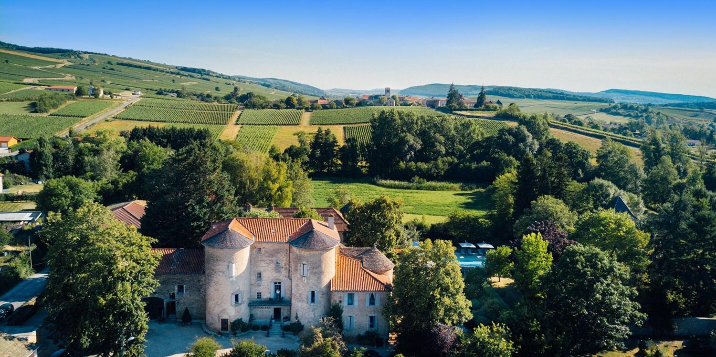 Votre escapade hors du temps au château -- Bourgogne