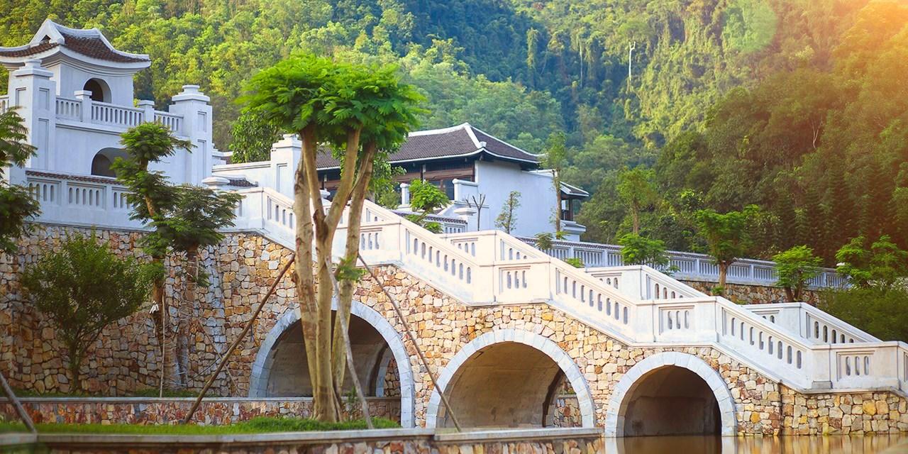 £114-£151 – Vietnam:Brand-New Stay at Luxe Mountain Resort -- Vietnam