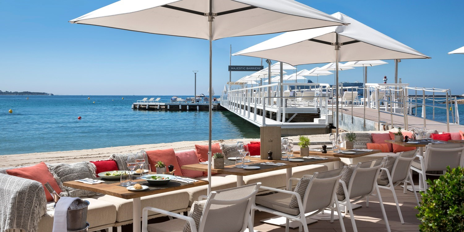 $271 & up – France: 5-star Cannes break, up to 57% off -- Cannes, France