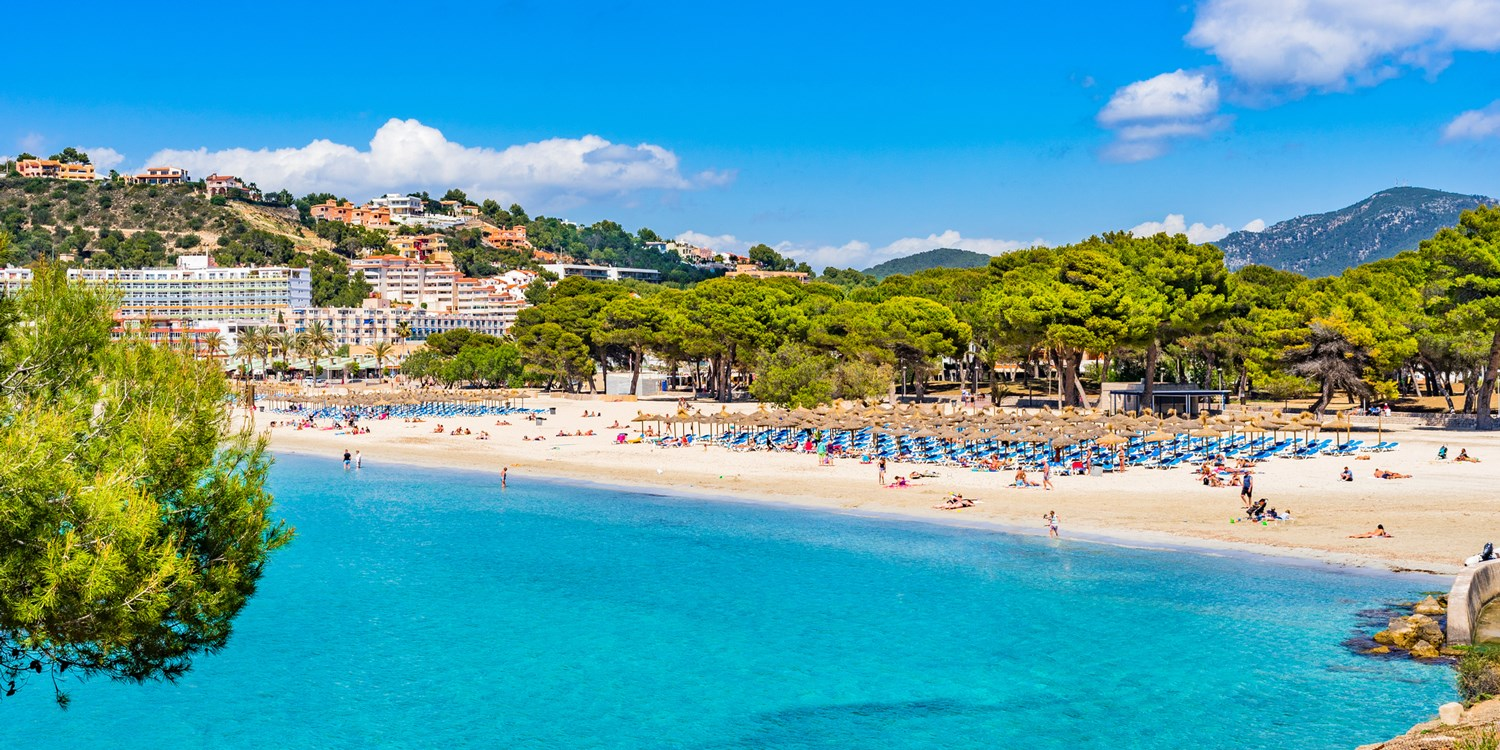 $252 & up – 2-night Mallorca stay w/breakfast, up to 45% off -- Santa Ponsa, Spain