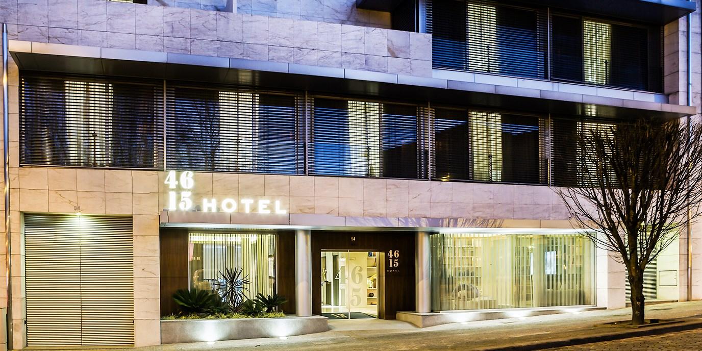 4615 Hotel -- Vila da Lixa, Portugal