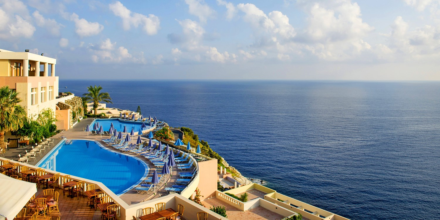 CHC Athina Palace Resort & Spa -- Heraklion, Griechenland