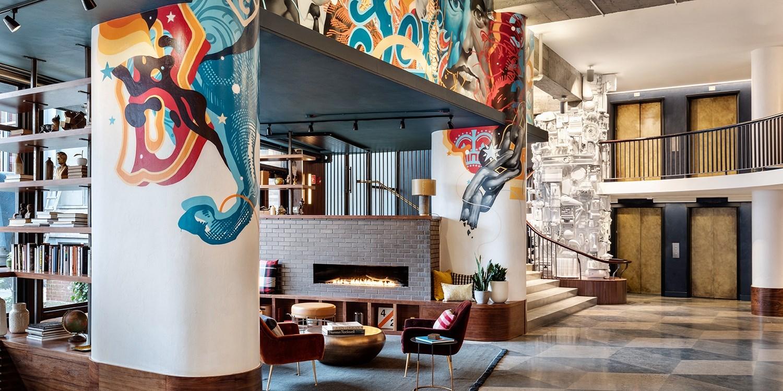 $99 – Hip New Boston Boutique Hotel, 65% Off -- Boston, MA
