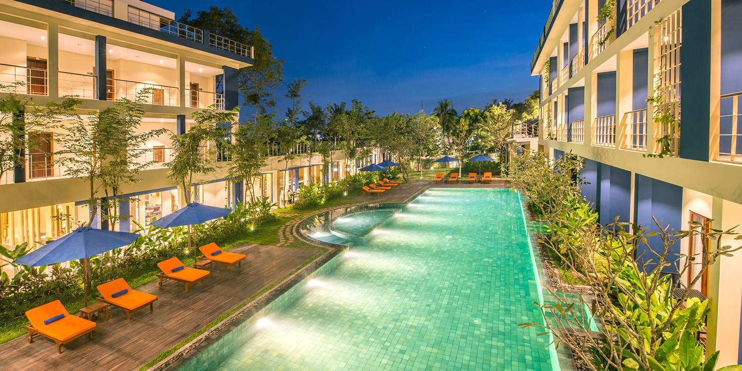 $198 – Siem Reap: 3-Nt Stay w/Upgrade & Extras Worth $152 -- Siem Reap, Cambodia