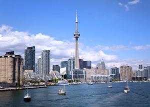 Panorámica de Toronto