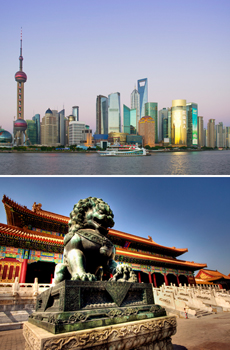 Arriba: Shangai&